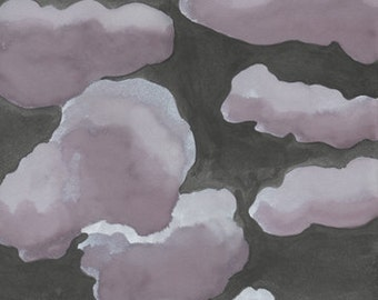 Storm Clouds 5x7 print