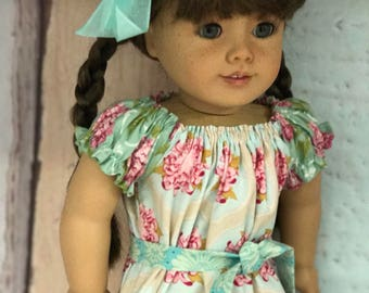 "Doll outfit fits 18"" AG doll"