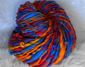 Mix it Up Bulky Single Ply 58 yards 2.5 oz  Merino