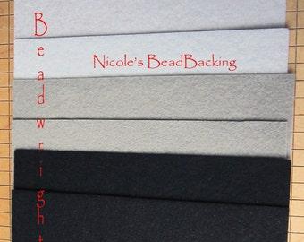Bead Backing Nicole's BeadBacking Beading Fabric Foundation Material NBB 6