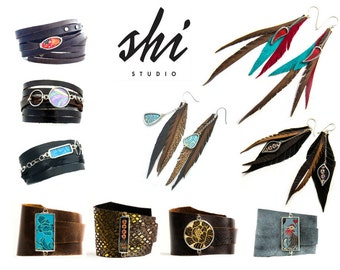 Wholesale Order: An Example Listing for Ten or more Shi Accessories