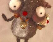 Special order for Betsy Ooak reindeer art doll