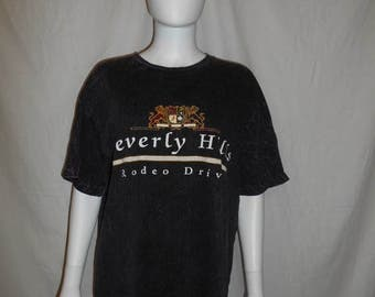 90s Beverly Hills Rodeo Drive t shirt