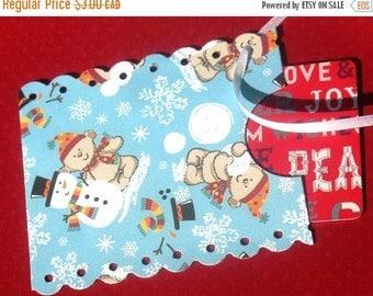 50% OFF - Snow Buddies - Gift Card Sleeve Set