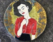 The Audrey Plate