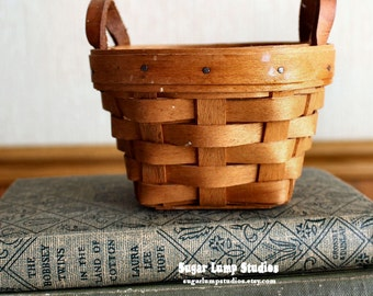 1995 Thyme Longaberger Booking Basket