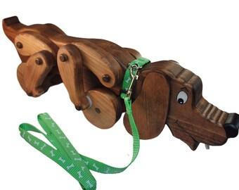 Walking Dog Pull Toy