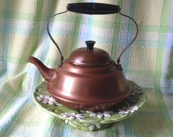 Copper Teapot, Portugal