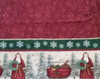 Elegant Santas by Debbie Mumm