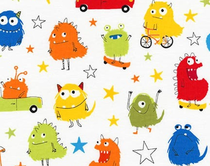 Fabric shoppe for Baby monster fabric