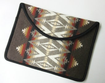 "13"" Macbook Pro Laptop Cover Sleeve Case Blanket Wool Pacific Crest Wool from Pendleton Oregon"