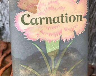 Antique/Vintage Carnation Bar Soap by Palmolive
