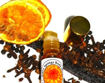 Spicy Love Botanical Perfume