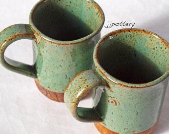 Mugs, Mug, Mug set, Handmade coffee cup, Coffee Mug, Pottery coffee cup, Ceramic coffee cup, Gift for coffee lovers, Handmade mug