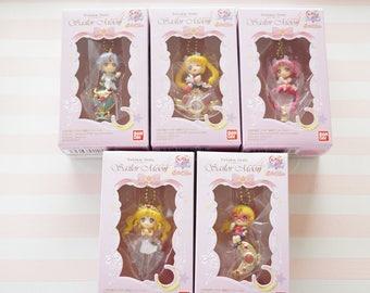 Limited Stock 5 pcs  Sailor Moon Twinkle Dolly 4 (complet set ) AZ522 (((LAST/ no restock)))
