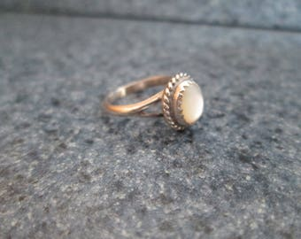 Child's Silver Ring