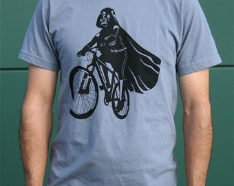 Darth Vader is Riding It men graphic tee, shirt for him, star wars t-shirt, mens funny tshirt, gift for husband, gift for dad, student gift