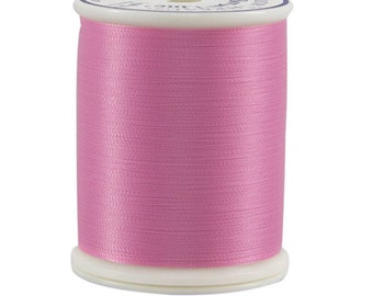 605 Light Pink - Bottom Line 1,420 yd spool by Superior Threads