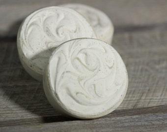 Grit n Grime | Man Hands | Cold Process Natural Soap | Essential Oil Soap | Handmade Soap | Coconut Milk Soap | Fatty's Soap Co.