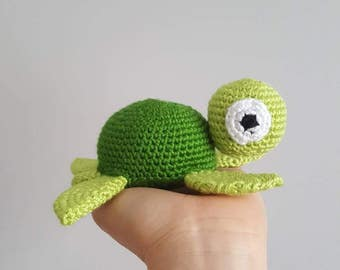 Amigurumi Turtle toy, turtle plush, turtle plushie, waldrof toys, nursery decor, babyshower, cute toy, toddler, baby gift, nautical, ahoy,