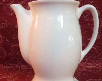 Adorable White Ceramic Electric Teapot