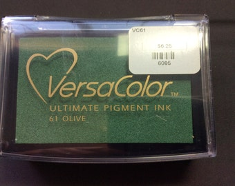 VersaColor  Ultimate Pigment Ink  Olive #61