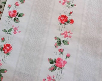 French Vintage Shabby Wallpaper - 5-6 Yards