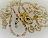Vintage Rose Russian Gold Collection