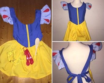 Snow White Apron childs apron