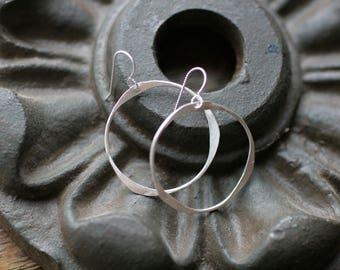 Irregular Hoop Earrings