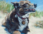 custom oil portrait Reserved for Emily, LILY-LOVE