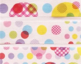 198473 mt Washi Masking Tape deco tape colorful circles pattern
