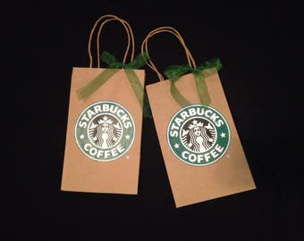 Starbucks Party Bags