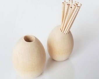 Toothpick holder DIY
