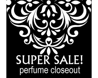 SALE Frangipani Perfume, Romantic, Classic floral fragrance, Concentrated, Portable fragrance, great stocking stuffer