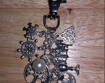 Purse Charms, HANGING CHARMS, inspired by the SCOTTISH Highlands