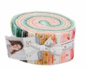 SPRING SALE - Sugar Pie - Jelly Roll - Lella Boutique - Moda Fabric