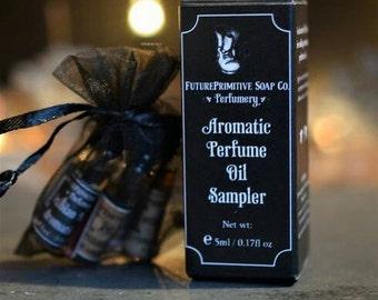 Perfume Sampler box