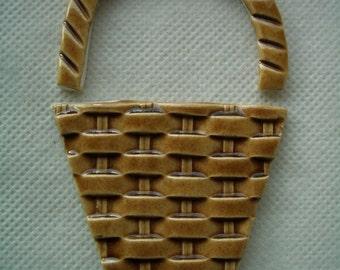 BB1 - MOSAIC BASKET - Ceramic Mosaic Tiles