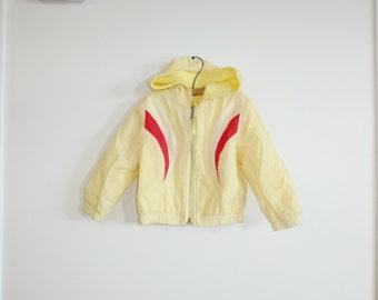 Vintage Yellow Jacket