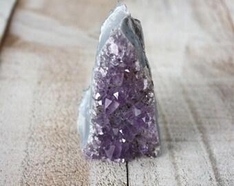 Amethyst Crystal Mineral Specimen