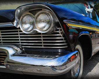 1960s Era Plymouth Belvedere - Classic Car - Garage Art - Pop Art - Fine Art Photograph
