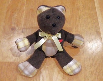 Teddy Bear - Buster - Lil' Bear - Plushie - Stuffed Animal