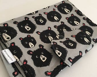 Cute Bear  New Design Fits all Wipes