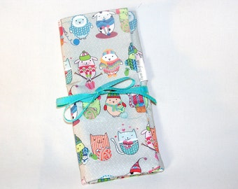 Itty Bitty Knitting Committee DELUXE Needle Case