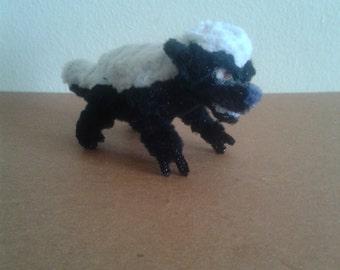 Fuzzy Figures: Honey Badger
