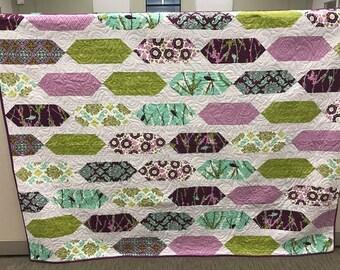 Aviary Handmade Quilt