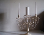 Unity 3 Candle Candelabra Or Candle Holder MADE TO ORDER