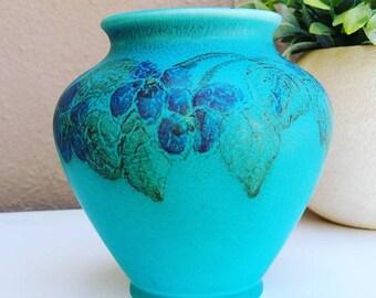 Rare 1926 Elizabeth Barrett Rookwood Art Pottery Vase  Signed Rookwood EB Vase XXVI