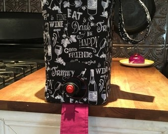 Wine Box Cover and Bag